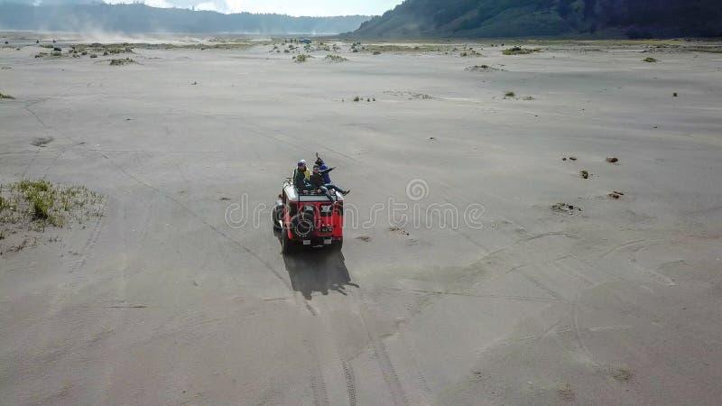 Mt Bromo, Pasuruan, East Java, Indonesia immagine stock libera da diritti