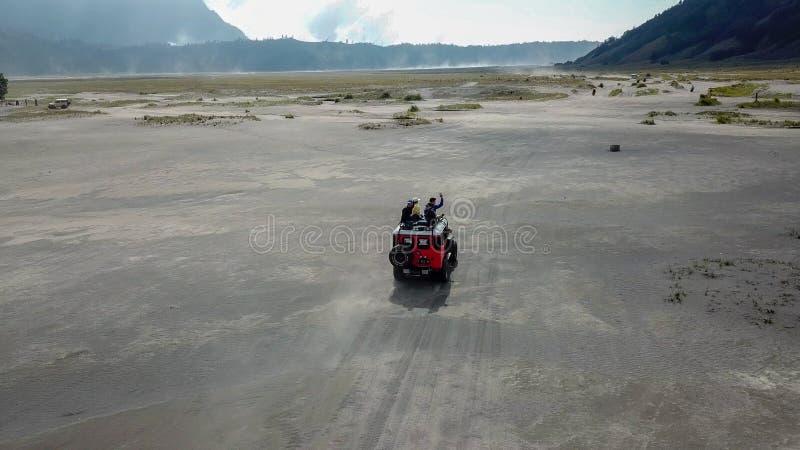 Mt Bromo Pasuruan, East Java, Indonesien royaltyfri bild
