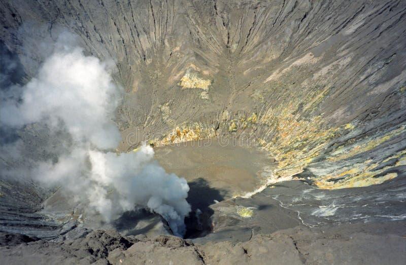 Mt. Bromo, Sumatra, Indonesia fotografie stock