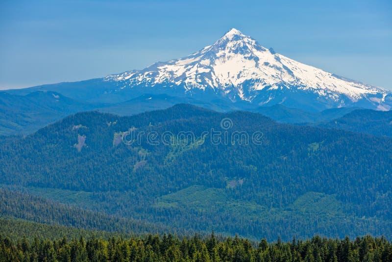 Mt. Capo motor, Oregon imagenes de archivo