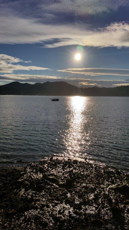 Mt Cargill fotografía de archivo libre de regalías