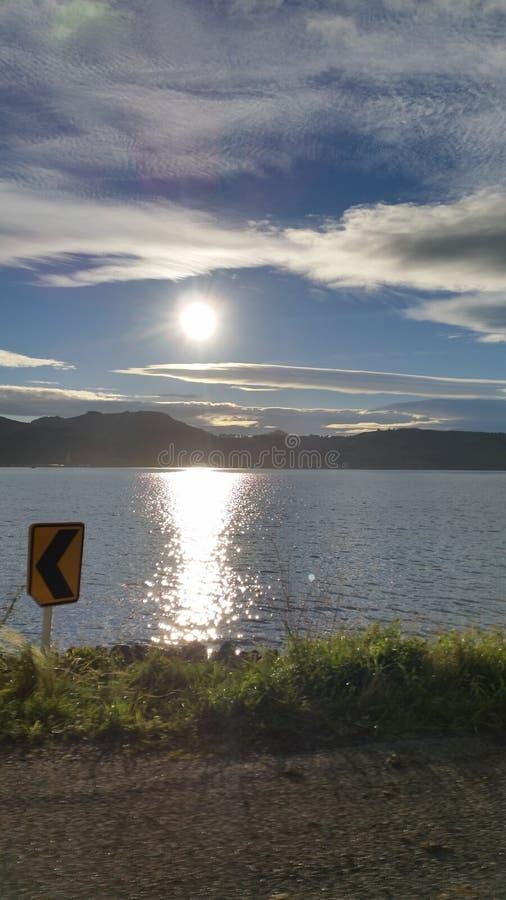 Mt Cargill fotografía de archivo