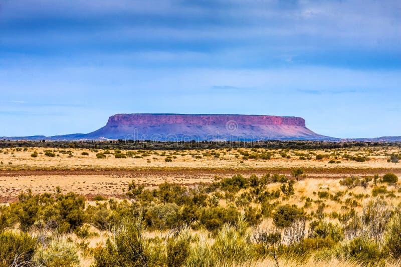 Mt Conner, Territorio del Norte, Australia imágenes de archivo libres de regalías