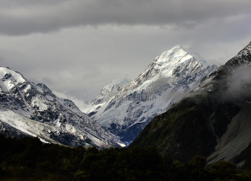 Mt Cook National Park (7) stock image