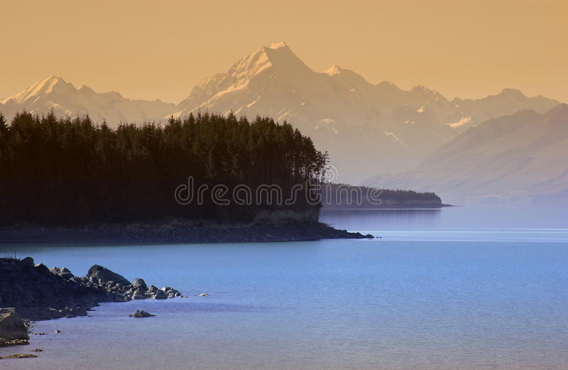Download Mt Cook - New Zealand Royalty Free Stock Image - Image: 20513086