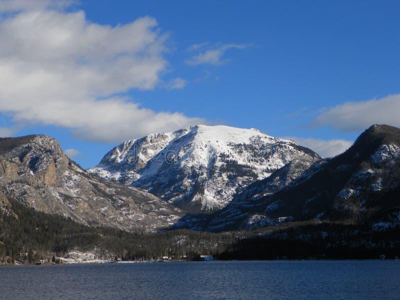 Mt Craig lizenzfreie stockbilder