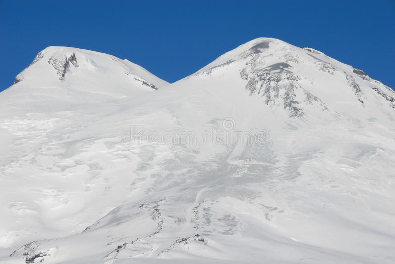 MT elbrus stock foto's