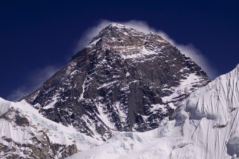 Mt. Everest imagenes de archivo
