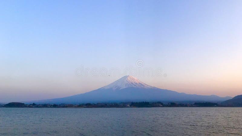 Mt Fuji foto de archivo libre de regalías