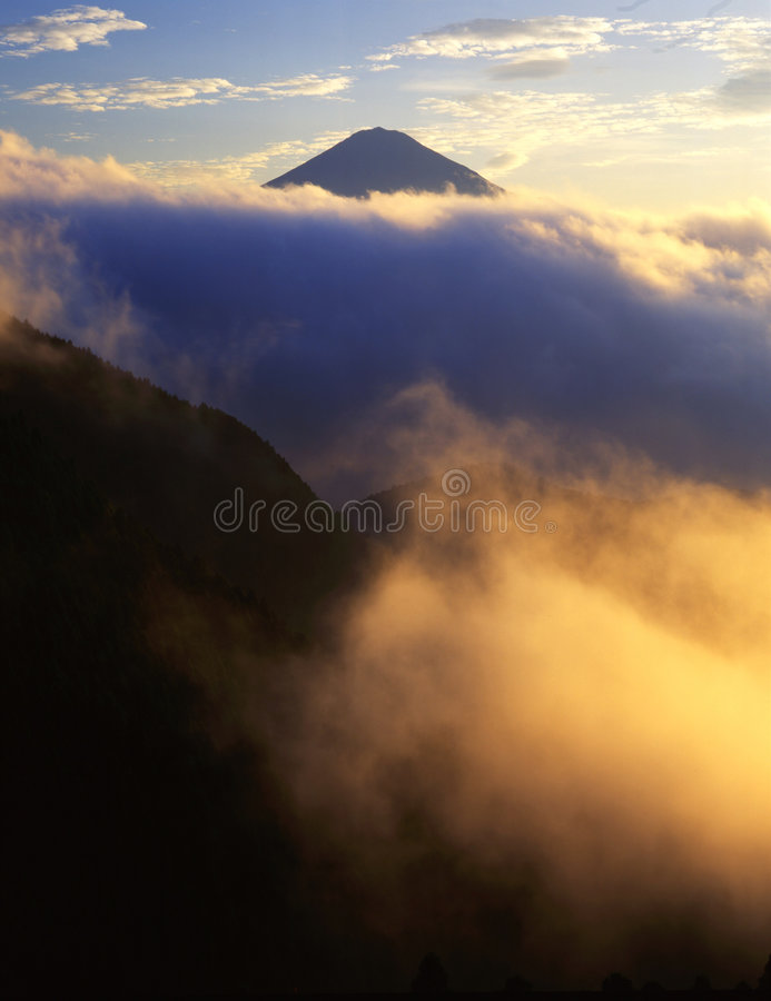 Download Mt fuji-187 stock image. Image of beautiful, japanese - 4587201