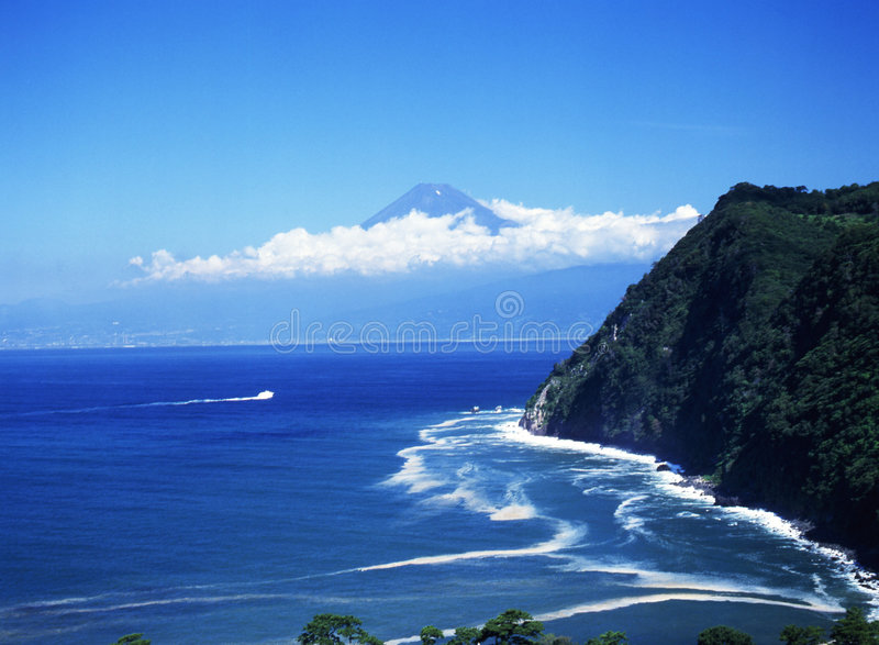 Mt fuji fotos de archivo