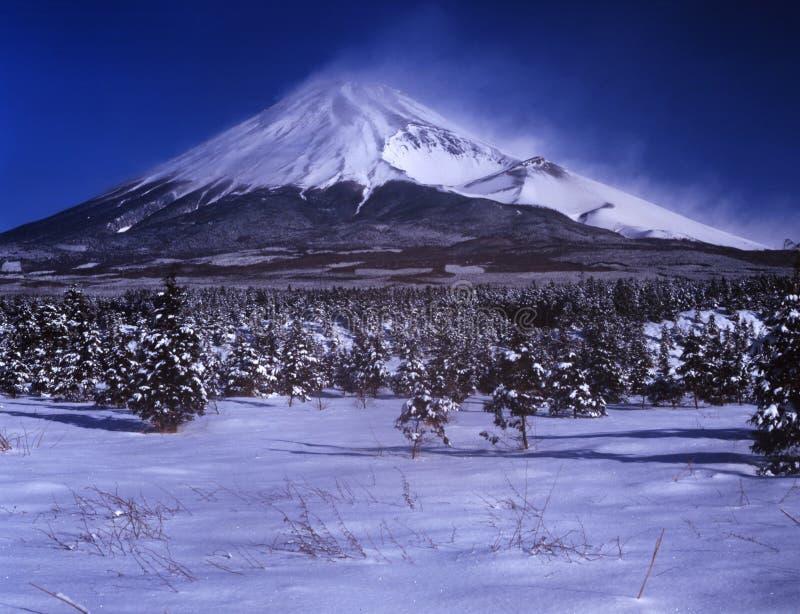 Mt Fuji image stock