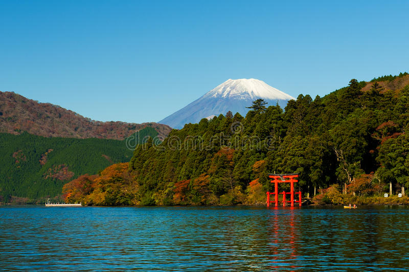 MT Fuji stock foto's