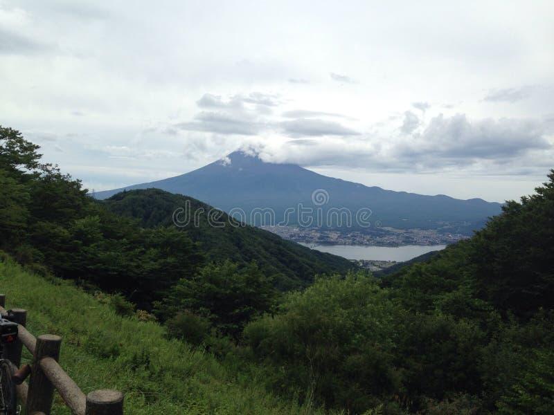 Mt fuji imagem de stock royalty free