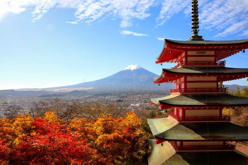 Mt Fuji photos stock