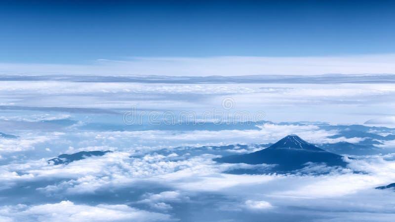 Mt fuji zdjęcie royalty free