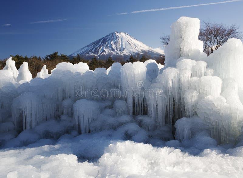 Mt Fuji Dg-66 Royalty Free Stock Photo