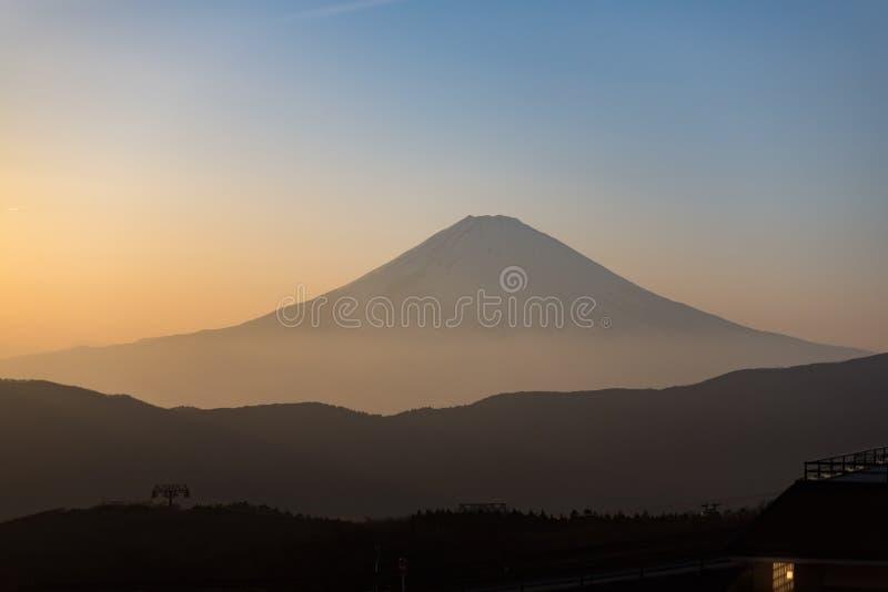 MT Fuji Fujisanberg stock afbeeldingen