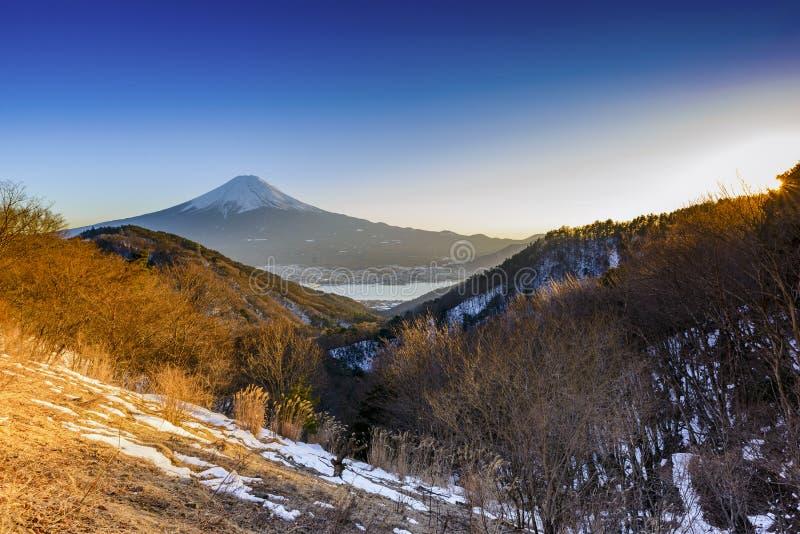Mt Fuji, Japon photo libre de droits