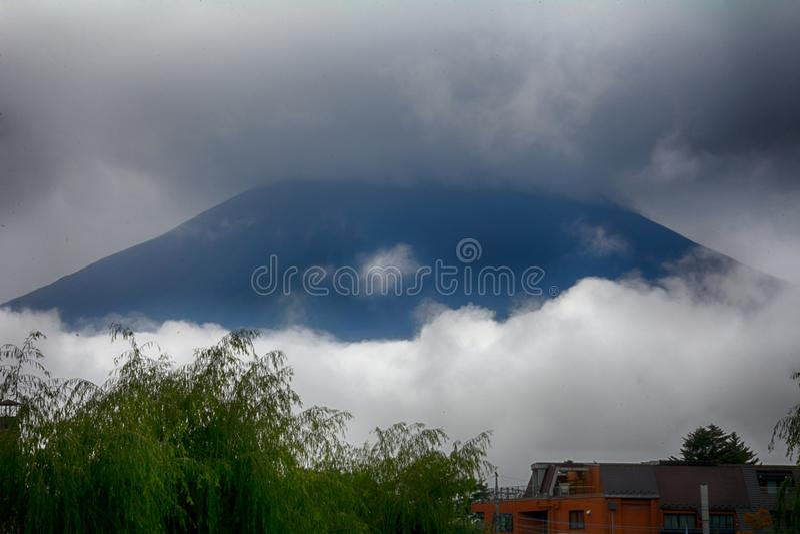 Mt Fuji, Japon photographie stock libre de droits