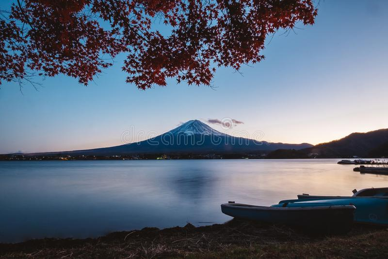 Mt Fuji, Japonia zdjęcie stock