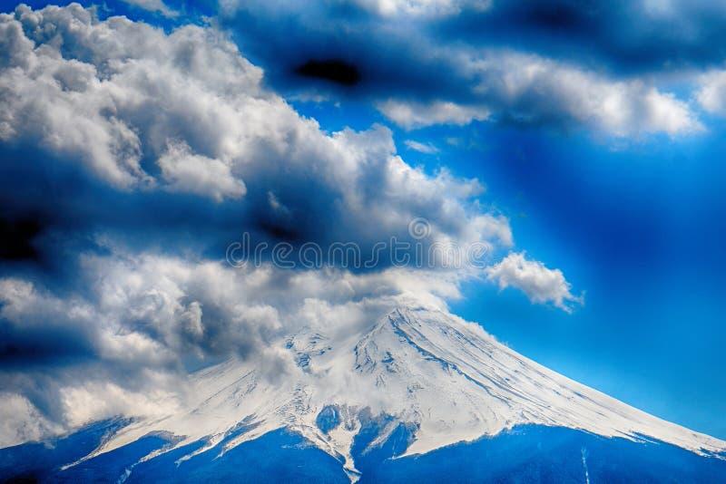 Mt Fuji, sosta nazionale diFuji-Hakone-Izu, Giappone immagini stock