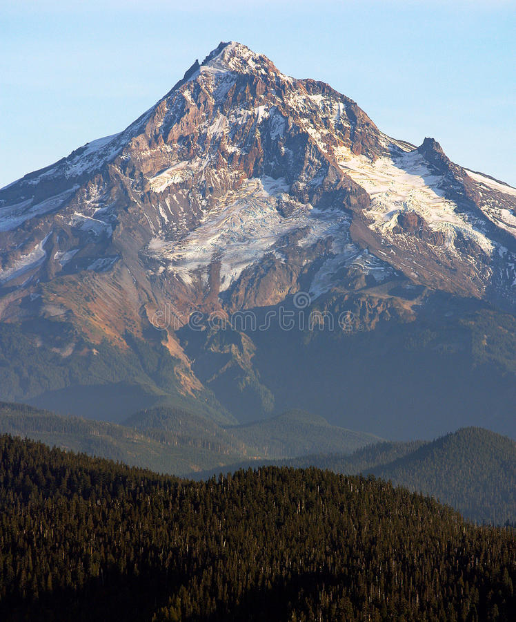 Free Mt Hood OR-2 Royalty Free Stock Image - 11506256