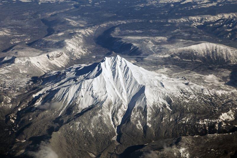 Mt. Jefferson, Oregon lizenzfreies stockfoto