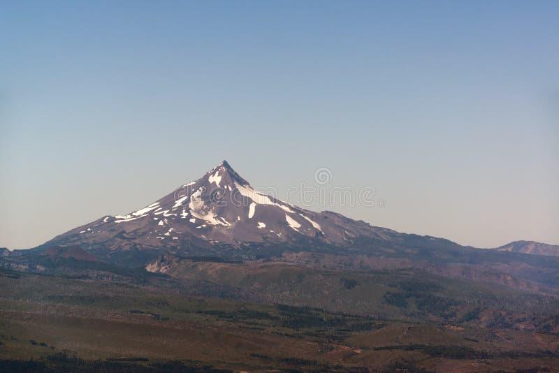 Mt Jefferson View arkivbild