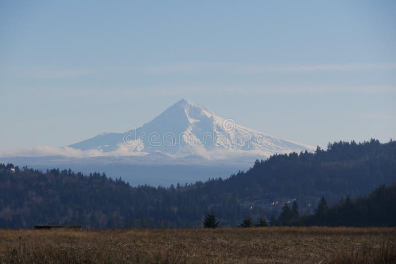 Mt kapiszon mt Oregon zdjęcia royalty free