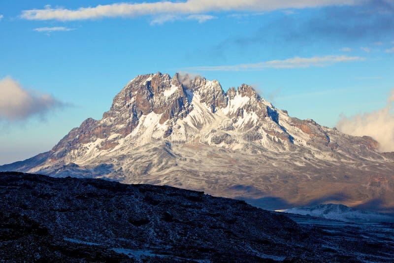Mt Kilimanjaro - Moshi fotos de archivo libres de regalías