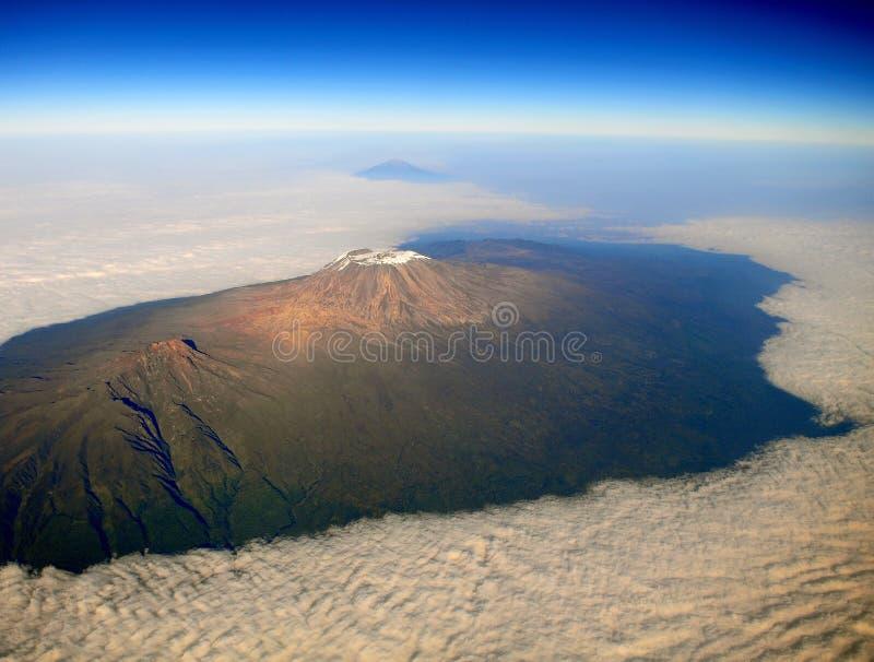 Mt Kilimanjaro - Moshi lizenzfreies stockbild