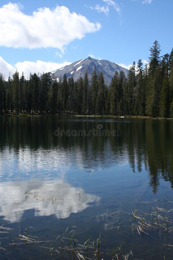 Mt lassoed стоковая фотография