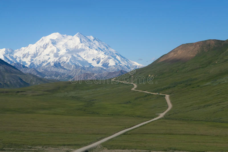 Mt. McKinley stock images