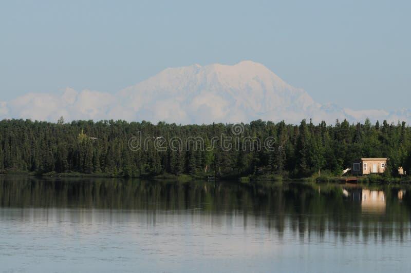 Mt. McKinley foto de stock