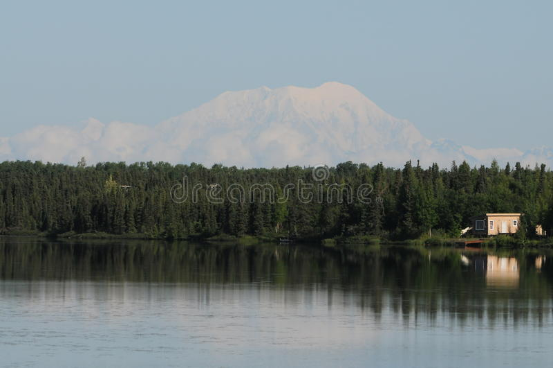 Mt. McKinley стоковое фото