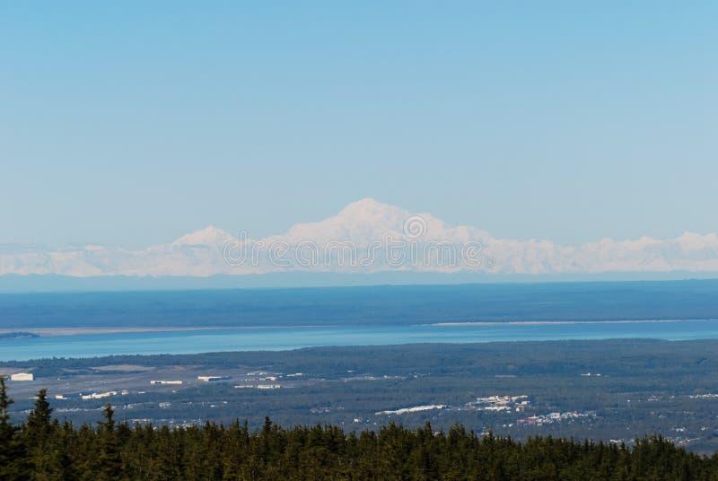Mt. McKinley stock foto