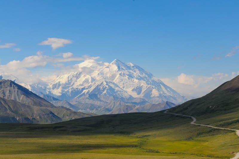 Mt. McKinley stock afbeeldingen