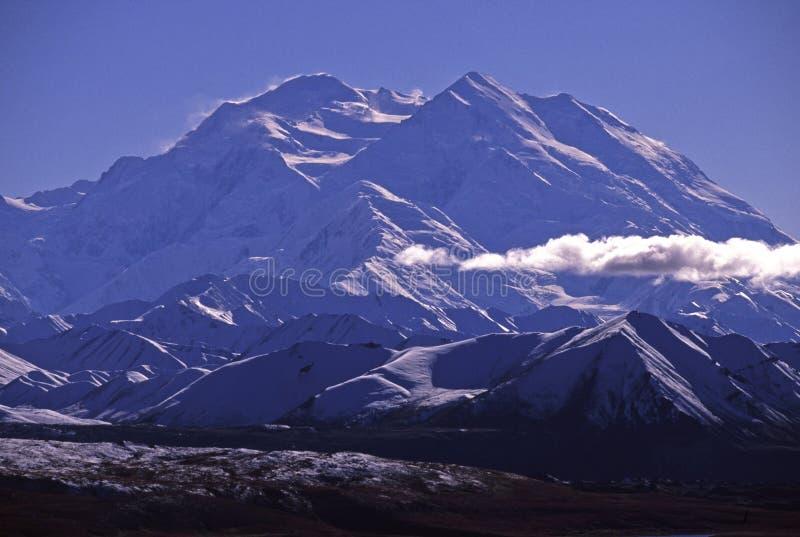 Mt. McKinley royalty-vrije stock foto