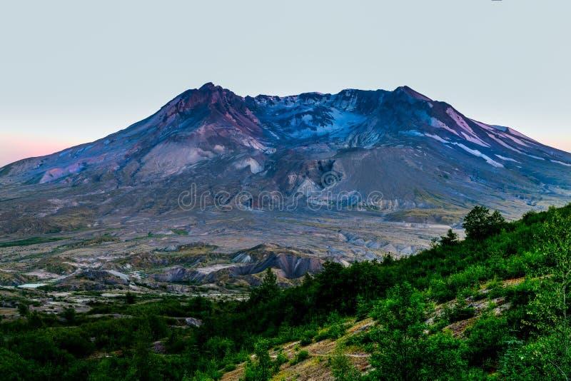 Mt Mount Saint Helens arkivbilder
