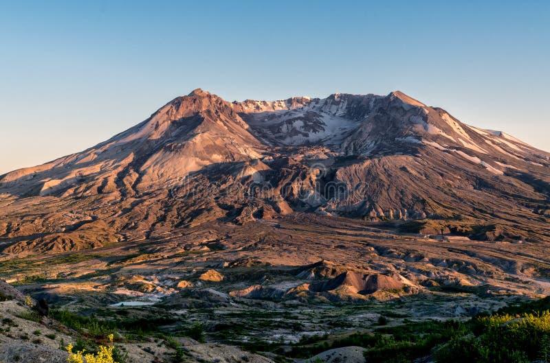 Mt Mount Saint Helens royaltyfria bilder
