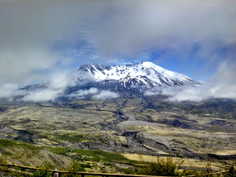 Mt Mount Saint Helens fotos de stock