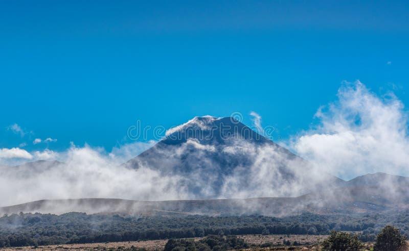 MT Ngauruhoe royalty-vrije stock foto's