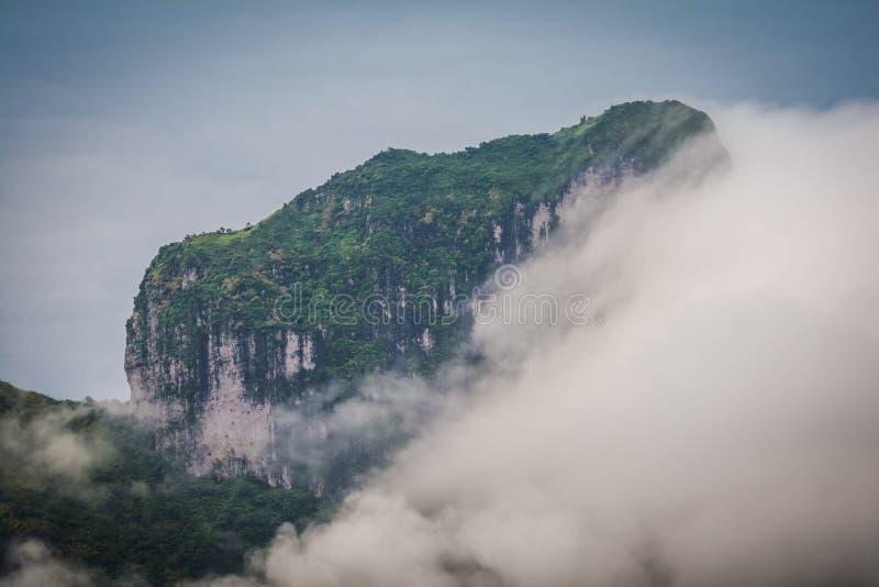 Mt Olematu lizenzfreies stockfoto
