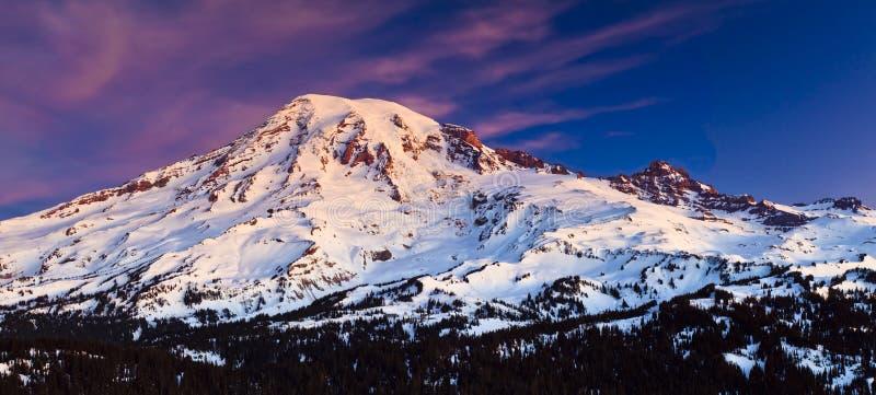 Mt. Parque nacional mais chuvoso fotos de stock