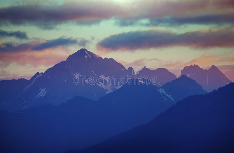 Mt piekarza teren zdjęcie royalty free