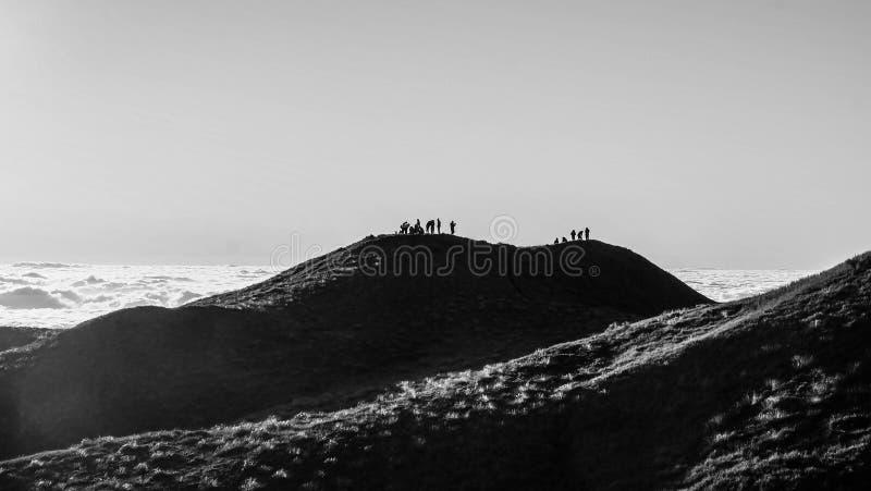 Mt Pulas stockfotos