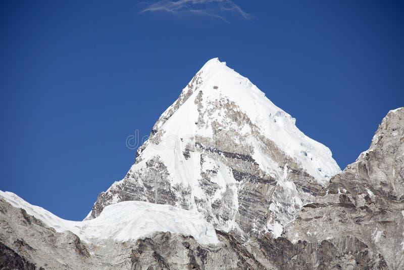 Mt Pumori image stock