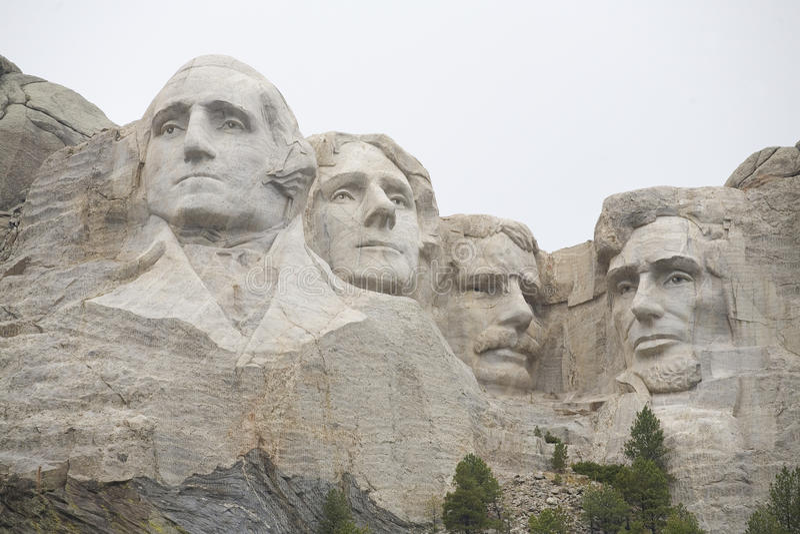 Mt Rushmore fotos de stock