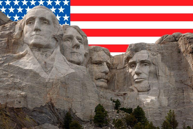 Mt Rushmore stockbild
